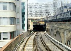 Subterranea Britannica: Sites: Snow Hill/Holborn Viaduct Low Level Station