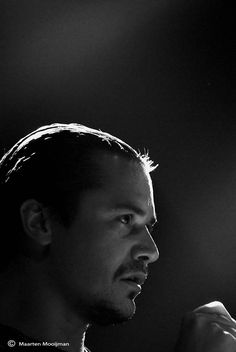 Mike Patton of mr bungle, fantomas, faith no more, tomahawk, mondo cane, lovage, peeping tom, general patton and the executioners, etc