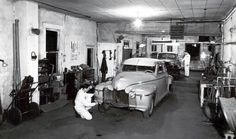Man Cave Garage Moorabbin : How to find a good car mechanic 50s cars and