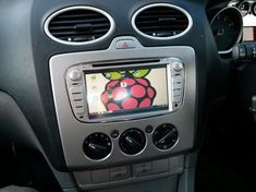 I have always loved those old TV series with futuristic tech in those futuristic vehicles. I decided to use a raspberry pi to make my own car computer. Diy Tech, Cool Tech, Diy Electronics, Electronics Projects, Electrical Projects, Computer Projects, Computer Tips, Electrical Engineering, Computer Coding