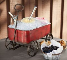 RED WAGON PARTY BUCKET new online only reg. price $159 sale $126.99