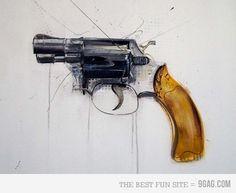 Gun..