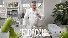 """This is """"Foccacia"""" by StudioVoorhuis on Vimeo, the home for high quality videos and the people who love them. Dessert Blog, Bread Baking, Food, Snacks, Drink, Easy, Breads, Salad, Hair Styles"""