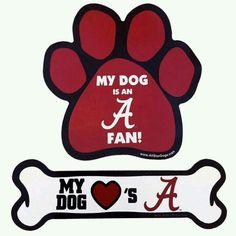 Bama Dogs Alabama Football