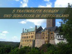 Burgen und Schlösser gibt es in Deutschland zuhauf. Sie faszinierten mich schon immer und daher stelle ich dir 5 davon vor, die du unbedingt sehen musst.