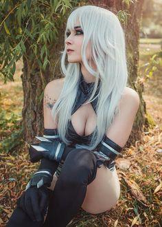 #cosplay #girls #boobs