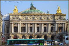 """Search for the opera ghost in Paris' Charles Garnier Opera House. Find out more at """"Down the Wrabbit Hole - The Travel Bucket List"""". Click the image for the blog post."""