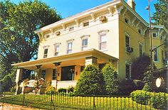 Beautiful...the Campbell House in Ironton, OH.