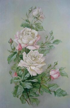 Flower Images, Flower Art, Decoupage Printables, Wreath Drawing, Beautiful Flowers Wallpapers, Decoupage Vintage, Flower Wallpaper, Pictures To Paint, Beautiful Paintings