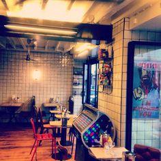 Le Diner Bedford pour de savoureux burgers