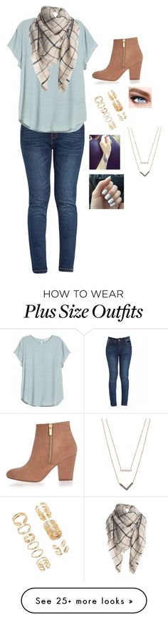 """""""Untitled #2643"""" by if-i-were-famous1 on Polyvore featuring River Island, Forever 21, Maybelline and Michael Kors"""
