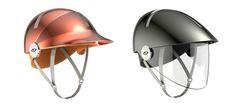 Philippe Starck et sa vision du casque de vélo excellent vois même futuriste.  # sport innovation # philippe starck #giro