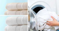 Learn This Trick That Will Leave Your Old Towels As New And More Absorbent….