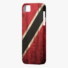Love it! This Wooden Trinidad and Tobago Flag iPhone 5 Cases is completely customizable and ready to be personalized or purchased as is. It's a perfect gift for you or your friends.