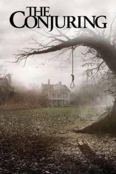 The Conjuring 2013 Horror, Mystery, Thriller Patrick Wilson, Vera Farmiga, Ron Livingston Paranormal investigators Ed and Lorraine Warren work to help a family terrorized by a dark presence in their farmhouse. Scary Movies, Horror Movies, Hd Movies, Terrifying Movies, Ghost Movies, Awesome Movies, Movies Free, Halloween Movies, Halloween Night