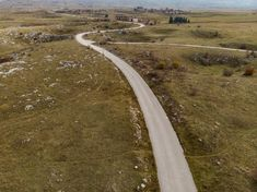 Landscape after Balkan conflict, ghost town in Bosnia Bosnia And Herzegovina, Drone Photography, Ghost Towns, Country Roads, Landscape, Pictures, Image, Photos, Landscape Paintings