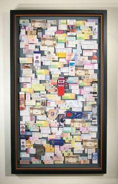 Ticket/Memento Storage