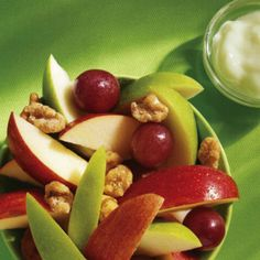 McDonald's Fruit and Walnut Salad - Make your favorite Restaurant & Starbucks recipes at home with Replica Recipes!