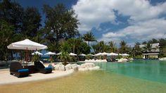 Poolside lounging at Maikhao Dream Resort & Spa, Natai Beach, Thailand. http://www.kiwicollection.com/hotel-detail/maikhao-dream-resort-spa