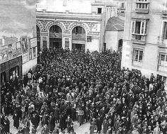 Plaza de callao 1910