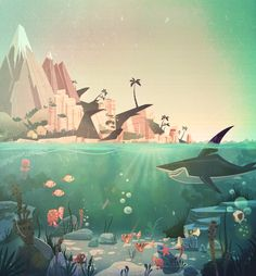JAMES GILLEARD: I was approached by the animation company Upper...