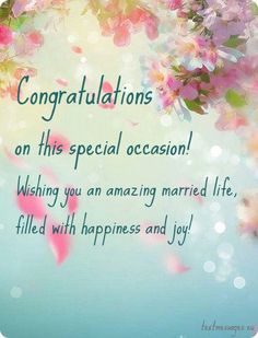 Top 70 Wedding Quotes And Wedding Wishes For Friend (With Images) Wedding Wishes For Friend, Wedding Wishes Messages, Wedding Greetings, Wishes For Friends, Night Messages, Happy Anniversary Wishes, Anniversary Quotes, Friends Marriage Quotes, Best Friend Wedding Quotes