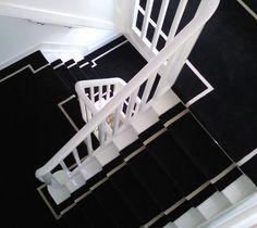 Traploper design-traphal-traphuis- ontwerp van traploper en vloer - Reinsma