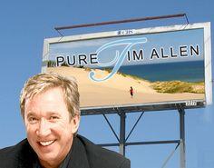 Love Tim Allen :) from Michigan