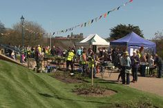 Events and Activities at Pannett Park in Whitby