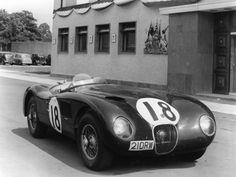 1951 Jaguar XK120 C Type