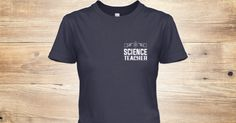 The shirt is a great win for all science teachers.