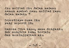The 134 Best Dinding Puisi Images On Pinterest Quotes Indonesia