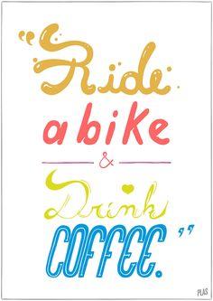 https://flic.kr/p/f67HKc   ride a bike and drink coffee   www.facebook.com/plas.design