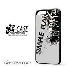Simple Plan Crews Art DEAL-9614 Apple Phonecase Cover For Iphone 6 / 6S