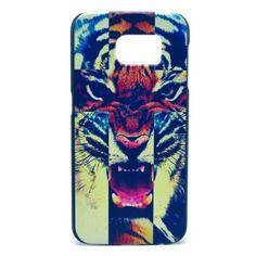 Coque Samsung Galaxy S6 Tigre Féroce Coque Samsung Galaxy S6