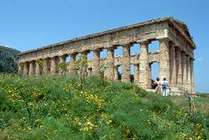 sicile temple de segesta