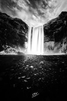 Skogafoss by Cywphotography on 500px