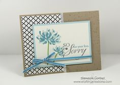 So Sorry by zainy3018 - Cards and Paper Crafts at Splitcoaststampers