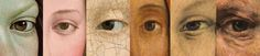 Sırasıyla; Pinturicchio, Bronzino, Petrus Christus, Antonio di Saliba, Cranch the Elder, Rembrandt.  ♥♥♥ Respectively; Pinturicchio, Bronzino, Petrus Christus, Antonio di Saliba, Cranach the Elder, Rembrandt.