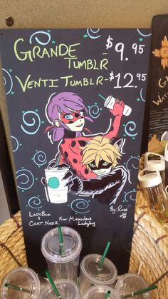 I would be so happy if star bucks did this.......I would fangirl so hard!!!!!