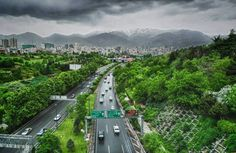 Beautiful Tehran , IRAN <3