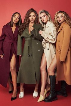 Little Mix Outfits, Little Mix Girls, Cute Outfits, Jesy Nelson, My Girl, Cool Girl, Perrie Edwards Style, Litte Mix, Mixed Girls