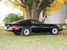 1984 Corvette (My Favorite ride,wish I would have kept her :(
