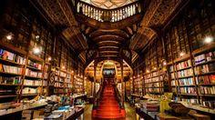Blog dos Librianos: Librianos adoram livros. (2) A livraria Lello e Ir...