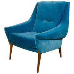 Armchair by Charles Ramos - 1960s France