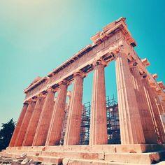 layth1991 Παρθενώνας Α Θ Η Ν Α | #ακρόπολη #Παρθενών #αθήνα #ελλάδα #acropolis #parthenon #athens #greece #ig_greece #ig_athens #vscocam #vscoathens #athensvoice #vscogreece http://instagram.com/p/rH0gEJi-K_/