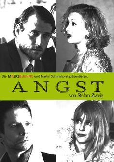 """""""Angst"""" von Stefan Zweig Regie: Martin Scharnhorst"""