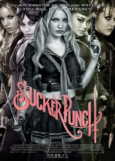 'suckerpunch' review! check it out!