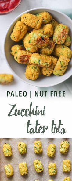 Paleo zucchini tater tots | Empowered sustenance