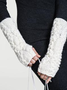 Palmikkorannekkeet Novita Alpaca Wool, Novita Talvi 2015 -lehti